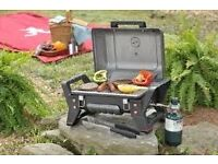 Char-Broil X200 Grill2Go Portable Barbecue Grill with TRU-Infrared technology - Grey/ Cast aluminium