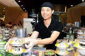 Licenced Sushi Train - Must be SOLD! Miami Gold Coast South Preview