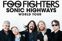 Foo Fighters & Royal Blood Molson Canadian Amp Thurs, Jul 9