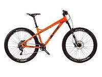 wanted orange mtb