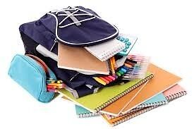 School Supplies Needed Please
