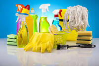 Now hiring/residential cleaner