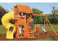 **WANTED** Climbing Frame / swing / playhouse