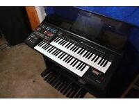 Yamaha hs-6 Electone Organ & Yamaha Stool