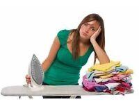 Home Ironing Service - £10 ph - Wrexham