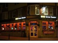 Experienced Bar staff required- full time permanent position available - Southbourne Bournemouth