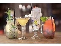 Full Time / Part Time Engaging and Enthusiastic Bar Tenders Wanted for City Venue! Immediate Start