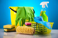 FULL & PART TIME CLEANING SERVICES AVAILABLE!!!!!