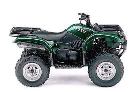 Wanted grizzly 660