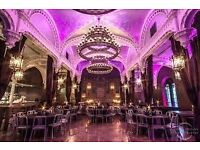 Bar & Floor Staff - Festive Contracts