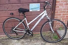 ladies Apollo hybrid bicycle 4 sale