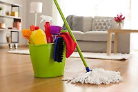 ONGOING CLEANING SERVICES BEING OFFERRED!