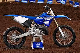 WANTED:2005 an up yz 250