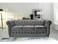 💓💓BRAND NEW PREMIUM AND LUXURY💚💚CHESTERFIELD🧡🧡3+2 SEATER ON MEGA SALE WITH FREE DELIVERY🎀🎀