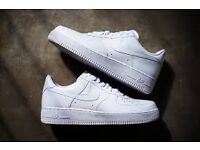 Air Force 1 Nike Shoes White size 9