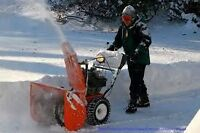 Snow Removal Snow shoveling call 647 686 0074