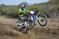 125cc-250cc running dirt bikes