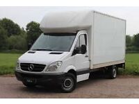 man and van reliable removal service aldershot,farnborough,ash,fleet