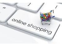 Ecommerce Marketing Executive - Online Shopping
