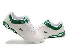 Brand new Lacoste shoes in box