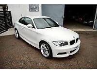2010 10 BMW 1 SERIES 2.0 120D M SPORT 2D 175 BHP DIESEL