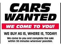cars brought for cash runner non runner