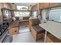 Sprite Quattro EW SR 6 Berth Caravan 2014 model.