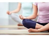 Healing Yoga class at The Haven Stony Stratford suitable for all Thursdays 10.00am - 11.15am