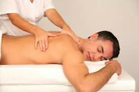 $60/60min Male RMT Therapist Full Body Massages with Receipts