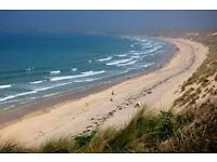 1 bed flat to let in Hayle, Cornwall.
