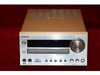 Onkyo CD / DAB Player