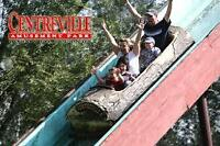 CENTREVILLE ISLAND FAMILY RIDE ALL DAY PASS! There's still time!
