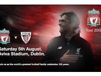 LFC FRIENDLY IN DUBLIN 5TH AUGUST