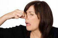 Smoke or other Odour Problem? We Can Solve Your Odour Problem