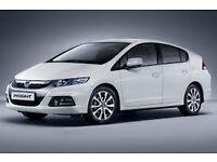 HONDA INSIGHT PCO CAR FOR H.I.R.E + U.B.E.R