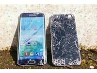 BUYING DAMAGED IPHONE & SAMSUNG PHONES
