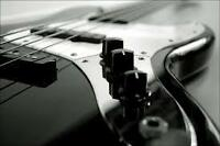 Looking for a Bass Guitar Player