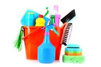Weekend cleaning available ! $25-$50