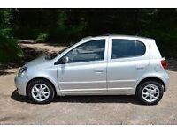 Toyota Yaris 1.3 VVT-i colour collection 5dr 2005