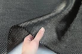 Genuine Carbon Fibre Cloth 2/2 Twill Weave 650grams m2 ... £35 Per Metre Square
