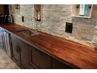 Kitchen Counter Tops Wanted. New Only in Solid Wood or Granite. Cash Waiting