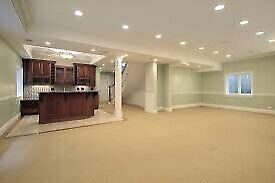 LOOKING FOR BASEMENT FOR  WORKING  COUPLE.