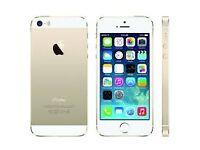Sim Free IPhone 5S Gold 16GB