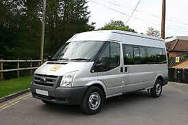 Minibus hire with a driver/ self drive