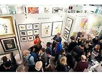The Other Art Fair Ticket -Friday, March 23, 2018 @ 12:00pm-9pm - Victoria House