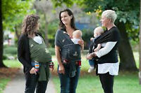 Babybuddha carrier ---includes 2 size tubes