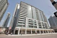 Charming Brand New Condo,25 Lower Simcoe St,Move in: Immediate