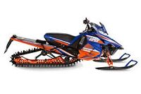 NEW 2015 MTX 162 BLUE/ORANGE 2 YRS WARR $14000 OUT THE DOOR