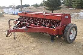 Wanted seed drill