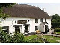 Chef de Partie and Sous Chef required for iconic Michelin recognised Devon Country Pub